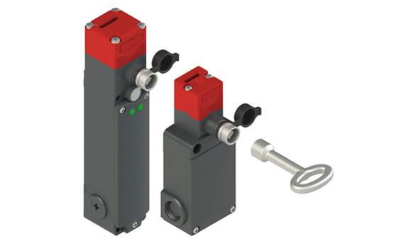 Выключатели безопасности серий FS и FG: версии с замком для треугольного ключа