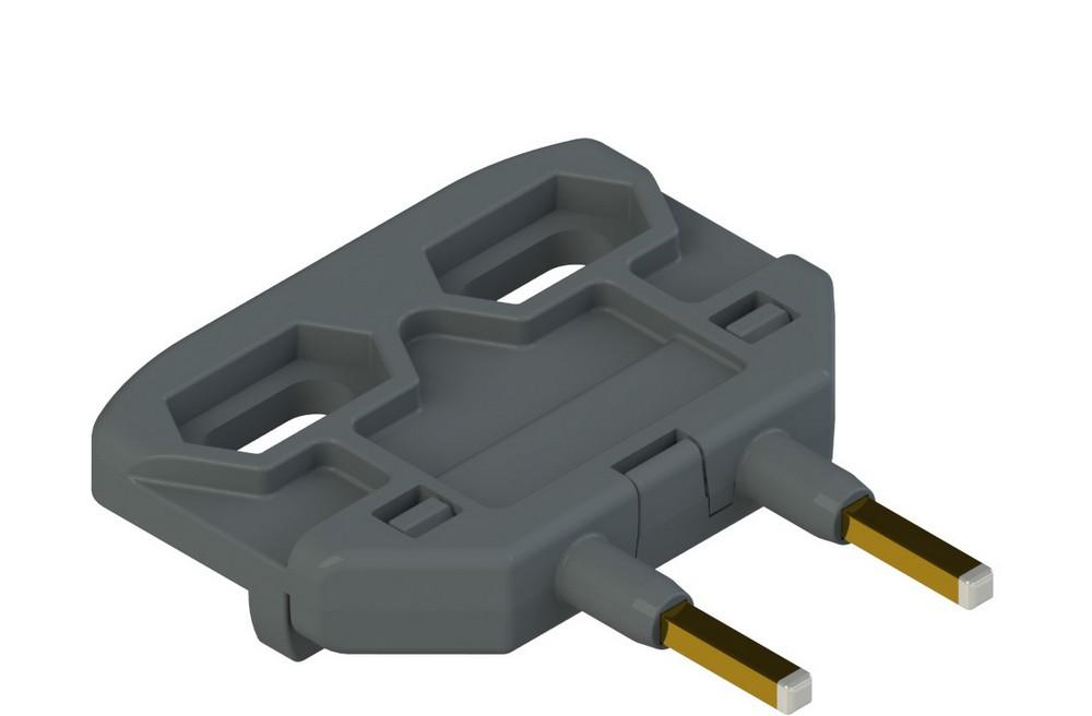 DS KB3A Pizzato Elettrica Прямоугольный актуатор для дверных выключателей с внутренними контактами