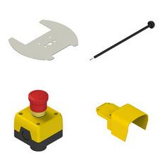 Аксессуары для ножных выключателей серии PC