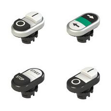 Двойные кнопки серии E2 PD