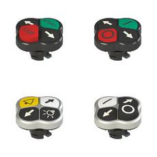 Четверные кнопки серии E2 PQ