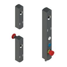 Выключатели с соленоидом и технологией RFID серии NS