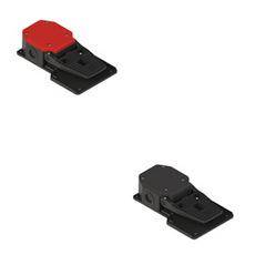 Одинарные ножные выключатели серии PA