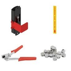 Аксессуары для защитных выключателей с отдельным актуатором и блокировкой от Pizzato Elettrica