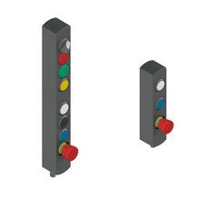 Блоки управления устройствами серии BN AC
