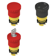 Аварийные кнопки серии E2 PE