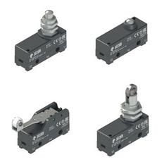 Микропереключатели серии MS от Pizzato Elettrica