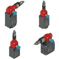 Тросовые выключатели для аварийной остановки, со сбросом серий FD-FP-FL-FC