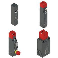 Защитные выключатели с отдельным актуатором и блокировкой