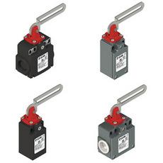 Защитные выключатели с щелевидным рычагом серий FR-FM-FX-FZ-FK