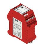 CS AT-00V024-TF3 Pizzato Elettrica Защитный модуль (2НО + 1НЗ) мгновенные + 2НО с задержкой, категория 4