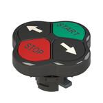 E2 1PQFA1QAAB Pizzato Elettrica Четверная кнопка
