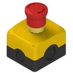 ES AC31021 Pizzato Elettrica Модуль сборный с корпусом, аварийной кнопкой и контактами