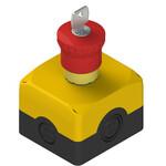 ES AC31083 Pizzato Elettrica Модуль сборный с корпусом, аварийной кнопкой и контактами