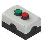 ES AC32010 Pizzato Elettrica Модуль сборный с корпусом, 1 плоской кнопкой, 1 выступающей кнопкой и контактами