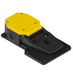 PA 10700 Pizzato Elettrica Одинарный ножной выключатель без защиты
