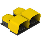 PC 2-110 Pizzato Elettrica Модульные составные ножные выключатели