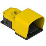 PX 10100-B Pizzato Elettrica Одинарный ножной выключатель с защитой