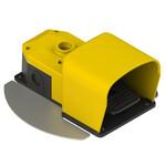 PX 10101-C Pizzato Elettrica Одинарный ножной выключатель с защитой