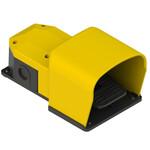 PX 10001 Pizzato Elettrica Одинарный ножной выключатель с защитой