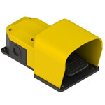PX 10100-M2 Pizzato Elettrica Одинарный ножной выключатель с защитой
