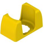 VE GP32F5A Pizzato Elettrica Желтый прямоугольный открытый кожух из поликарбоната 66x38 H35 мм для сектора автоматизации