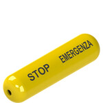 """VF AF-IF1GR01 Pizzato Elettrica Функциональный индикатор - текст """"STOP EMERGENZA"""""""