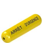 VF AF-IF1GR05 Pizzato Elettrica Функциональный индикатор - текст ARRET D'URGENCE