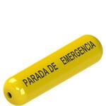 VF AF-IF1GR06 Pizzato Elettrica Функциональный индикатор - текст PARADA DE EMERGENCIA