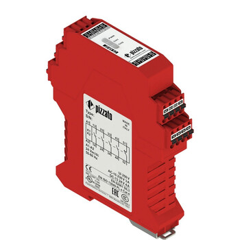 CS AR-07X024 Pizzato Elettrica Защитный модуль 4НО + 1НЗ, категория 4
