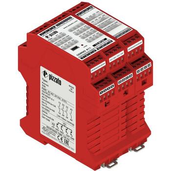 CS MP306M0 Pizzato Elettrica Программируемый защитный модуль многофункциональный, до SIL 3, PLe, Категория 4