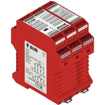 CS MP308M0 Pizzato Elettrica Программируемый защитный модуль многофункциональный, до SIL 3, PLe, Категория 4