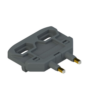 DS KB1A Pizzato Elettrica Прямоугольный актуатор для дверных выключателей с внутренними контактами