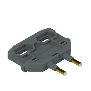 DS KB2A Pizzato Elettrica Прямоугольный актуатор для дверных выключателей с внутренними контактами