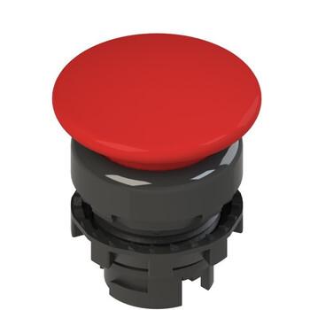 E2 1PL2F3410-T6 Pizzato Elettrica Красная грибовидная кнопка с подсветкой