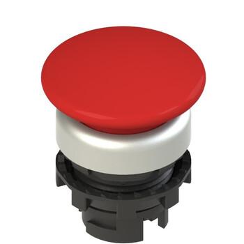 E2 1PL2F3490 Pizzato Elettrica Красная грибовидная кнопка с подсветкой