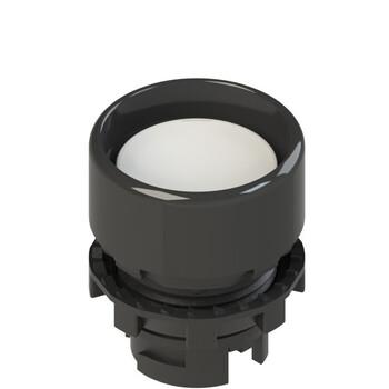 E2 1PL2P2210 Pizzato Elettrica Белая вдавленная кнопка с подсветкой