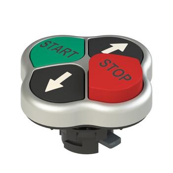 E2 1PQHA9QAAH Pizzato Elettrica Четверная кнопка