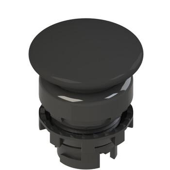 E2 1PU2F1410-T6 Pizzato Elettrica Черная грибовидная кнопка с пружинным возвратом